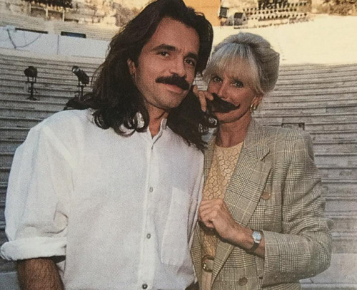 Yanni and Laurel, The Romance that Will Improve Therapy (and may save theworld…)